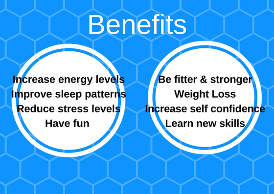 Increased energy levelsImproved sleep patternsReduced stress levels